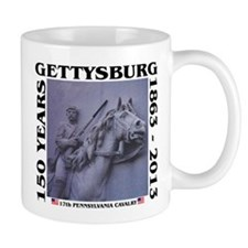 17th Pennsylvania Cavalry Mug