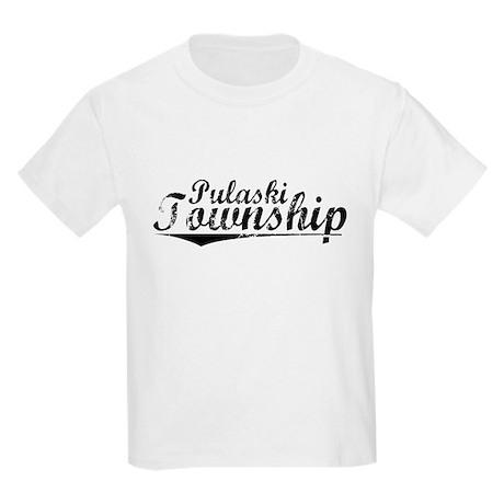 Pulaski Township, Vintage Kids Light T-Shirt