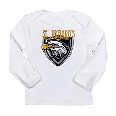 St. Richards Logo Long Sleeve Infant T-Shirt