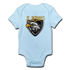 St. Richards Logo Infant Bodysuit