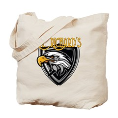 St. Richards Logo Tote Bag