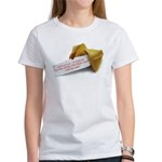 Confucius Fortune Cookie - Women's T-Shirt