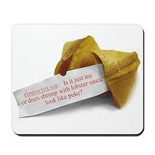 Confucius Fortune Cookie - Mousepad