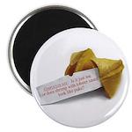 Confucius Fortune Cookie - Magnet