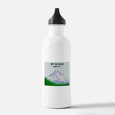 Mt Hood, Oregon Water Bottle