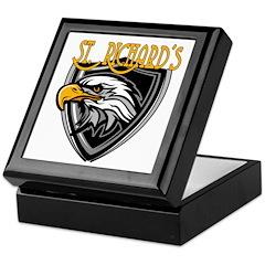 St. Richards Logo Keepsake Box
