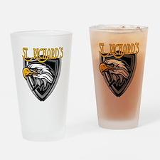 St. Richards Logo Drinking Glass