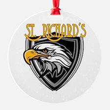 St. Richards Logo Ornament