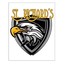 St. Richards Logo Posters