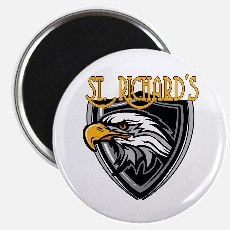 St. Richards Logo Magnet