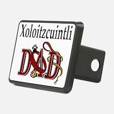 Xoloitzcuintli Dad Hitch Cover