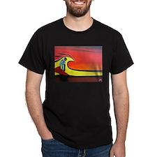 El Matador de Olas T-Shirt