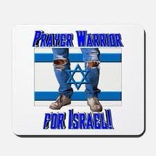 Prayer Warrior! Mousepad