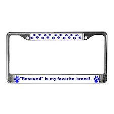 CAPP License Plate Frame