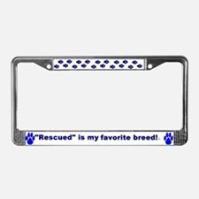 CAPP License Plate Frame