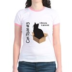 i fits i sits Jr. Ringer T-Shirt
