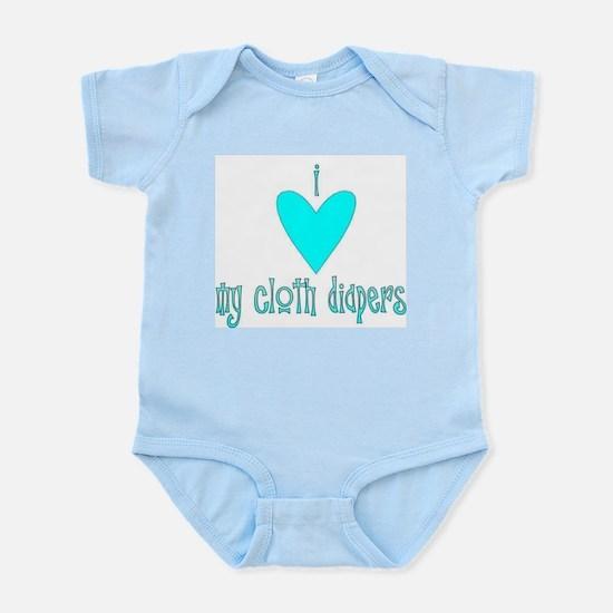 Cloth Diapers Infant Creeper
