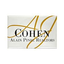 AJ Cohen Rectangle Magnet (100 pack)