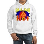 50 & Still Hot Hooded Sweatshirt