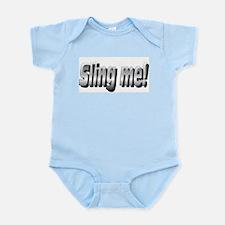 Sling Me Infant Creeper
