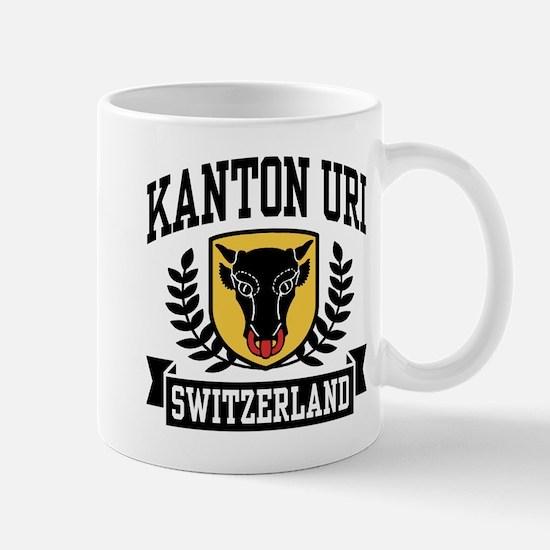 Kanton Uri Mug