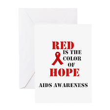 aids awareness month Greeting Card