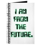 I AM FROM THE FUTURE - Journal