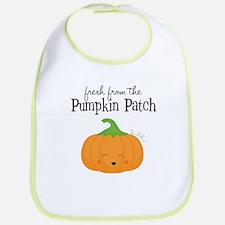 Fresh from the Pumpkin Patch Bib