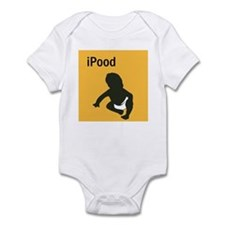 iPood Infant Baby Bodysuit