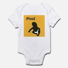 iPood Infant Baby Bodysuit