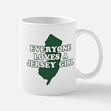 Everyone Loves a Jersey Girl Mug