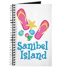 Sanibel Island Flip-Flops Journal