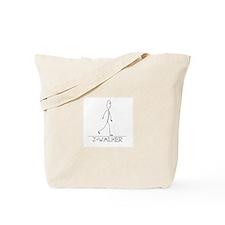 J-Walker Tote Bag