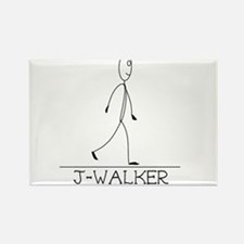 J-Walker Rectangle Magnet