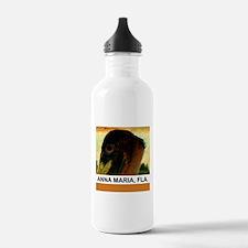 ancient pelican Water Bottle