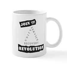 Sobriety Revolution Small Mug