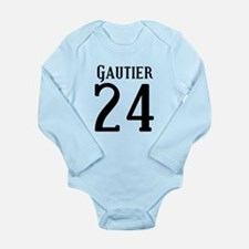 Nicks Football Jersey Number Long Sleeve Infant Bo