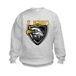 Nicks Football Jersey Number Kids Sweatshirt