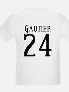 Nicks Football Jersey Number T-Shirt