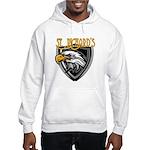 Nicks Football Jersey Number Hooded Sweatshirt