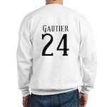 Nicks Football Jersey Number Sweatshirt