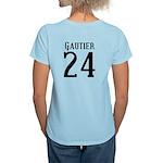 Nicks Football Jersey Number Women's Light T-Shirt