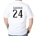 Nicks Football Jersey Number Golf Shirt