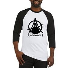 Anonymous Vendetta 2c Baseball Jersey