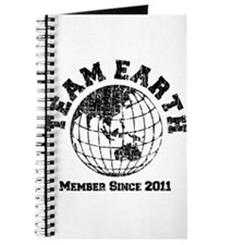 Team Earth : Member Since 2011 Journal