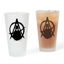 Anonymous Vendetta (only) Drinking Glass