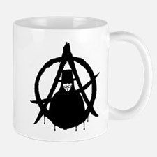 Anonymous Vendetta (only) Mug