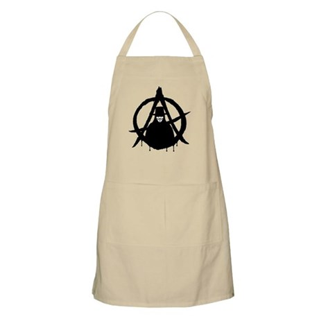Anonymous Vendetta (only) Apron