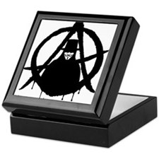 A for Anonymous Keepsake Box