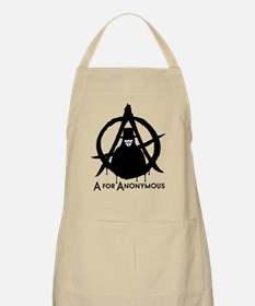 A for Anonymous Apron